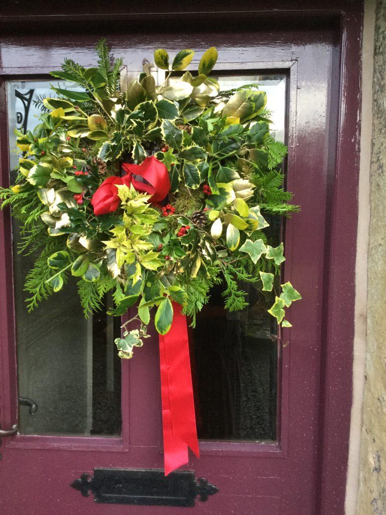Leah's Christmas Wreath