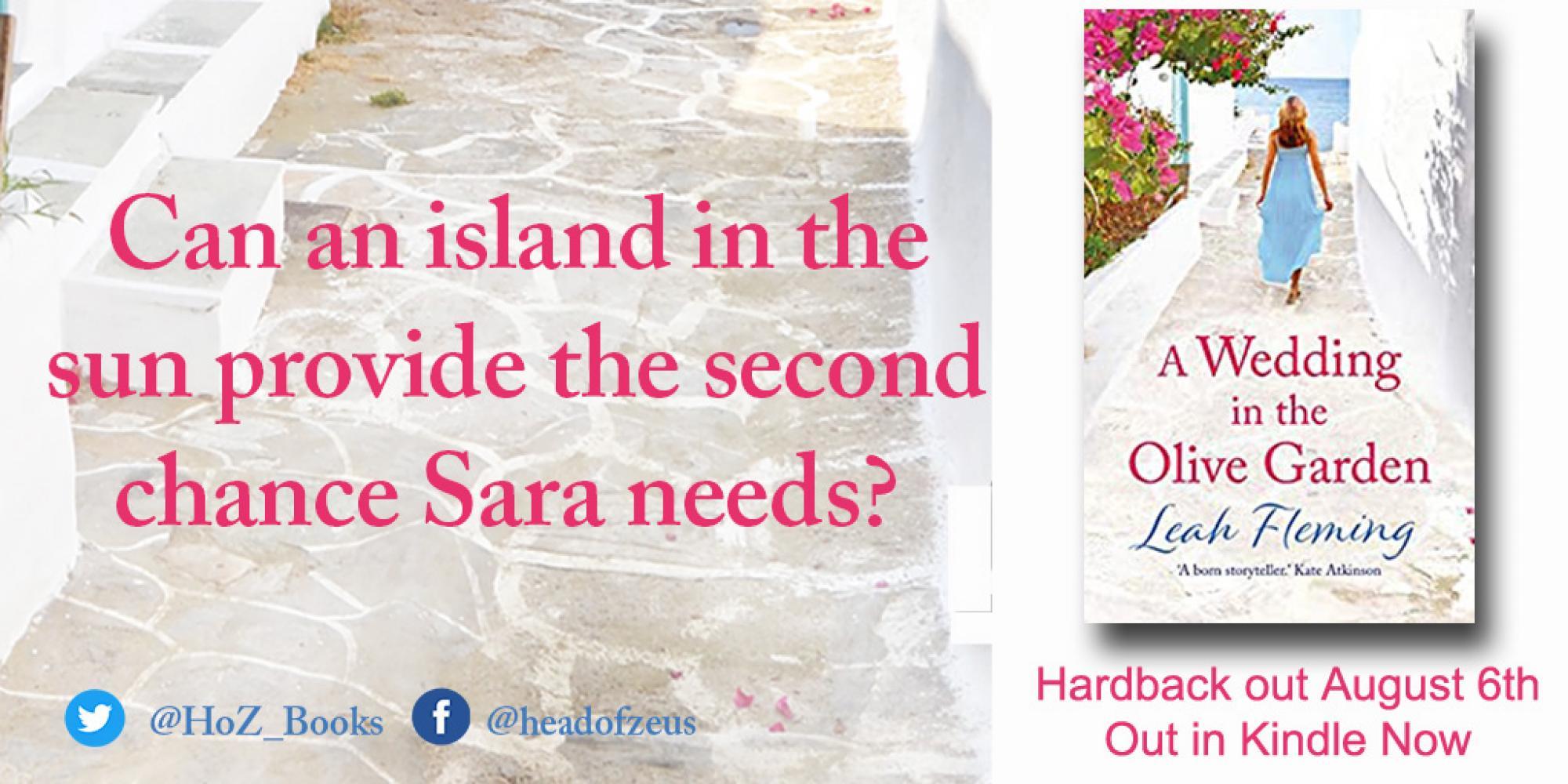 https://www.amazon.co.uk/Wedding-Olive-Garden-Leah-Fleming/dp/1788548701/ref=sr_1_1?keywords=a+wedding+in+the+olive+garden&qid=1596284569&sr=8-1